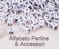 Alfabeto Perline & Accessori